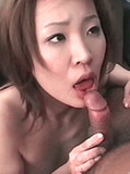 Asian seducer opens her wet holes
