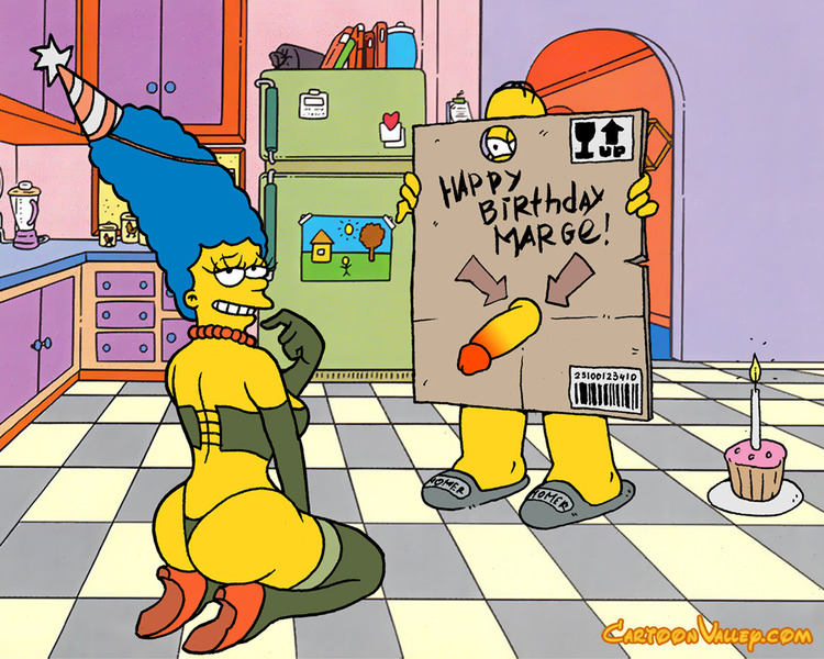 Bart Simpson Sex cartoons