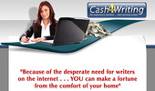 Visit Cash 4 Writing