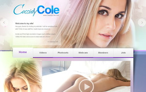 Visit Cassidy Cole