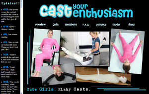 Visit Cast Your Enthusiasm