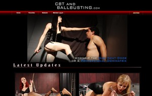 Visit CBT And Ball Busting