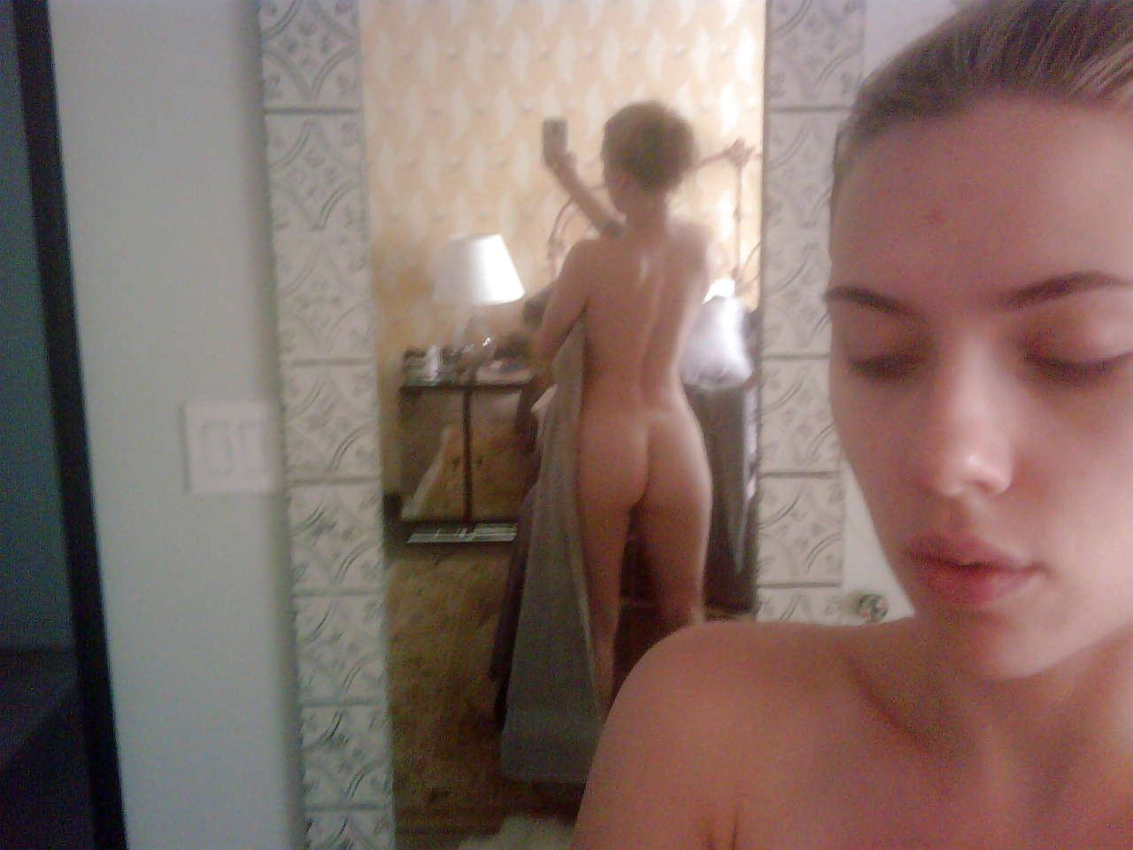 Scarlett Johansson At Celeb Porn Archive