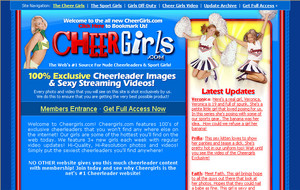 Visit Cheer Girls