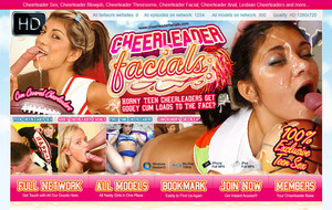 Visit Cheerleader Facials