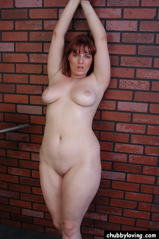 Chubby redhead wemon naked you mean?