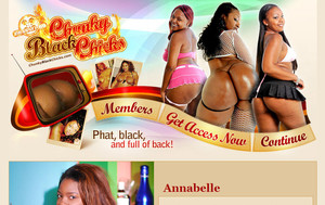 Visit Chunky Black Chicks