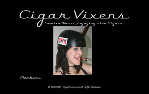 Visit Cigar Vixens