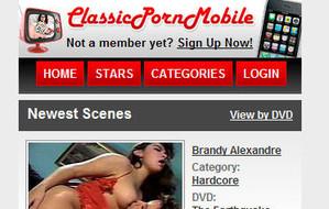 Visit Classic Porn Mobile