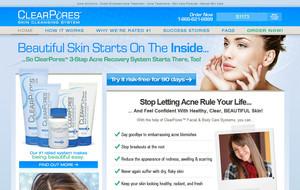 Visit Clear Pores