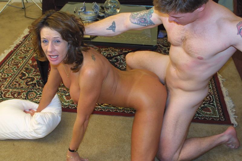 Mommy loves cock jacqueline