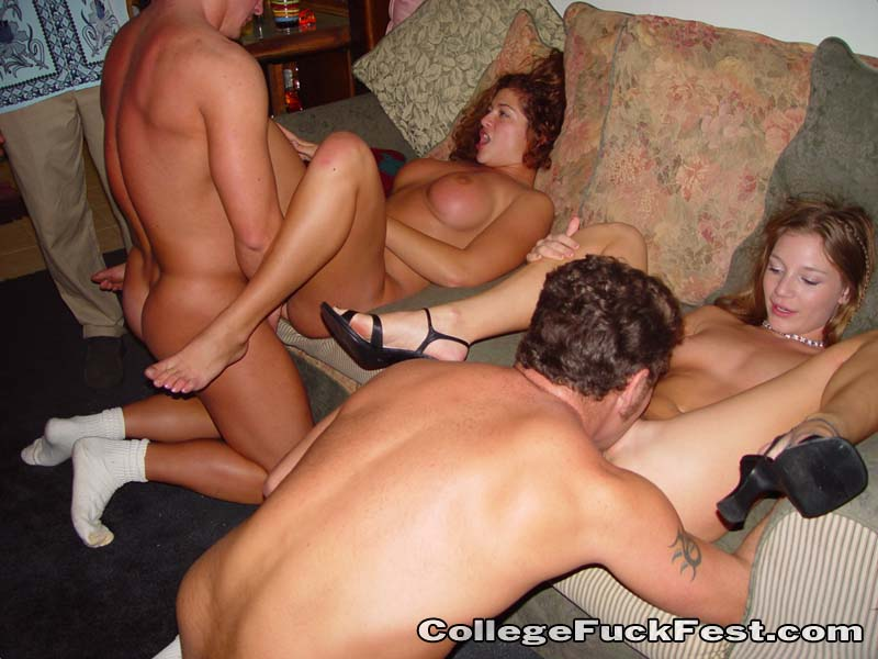 College Girls Porn Party