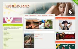 Visit Coolios Babes