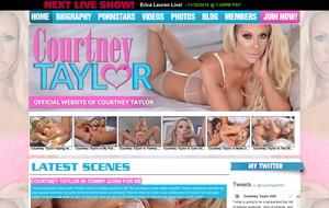 Visit Courtney Taylor