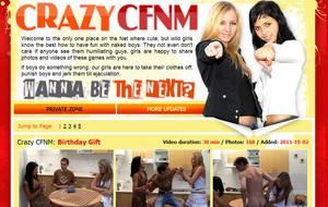 Visit Crazy CFNM