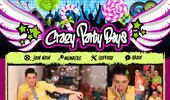 Visit Crazy Party Boys