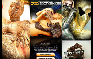 Visit Crazy Spandex Girls