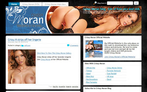 Visit Crissy Moran Blog