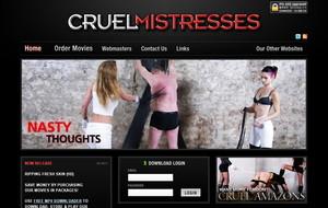 Visit Cruel Mistresses