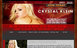 Visit Crystal Klein