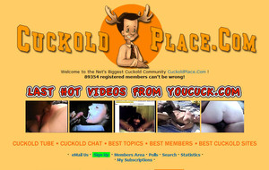 Visit Cuckold Place