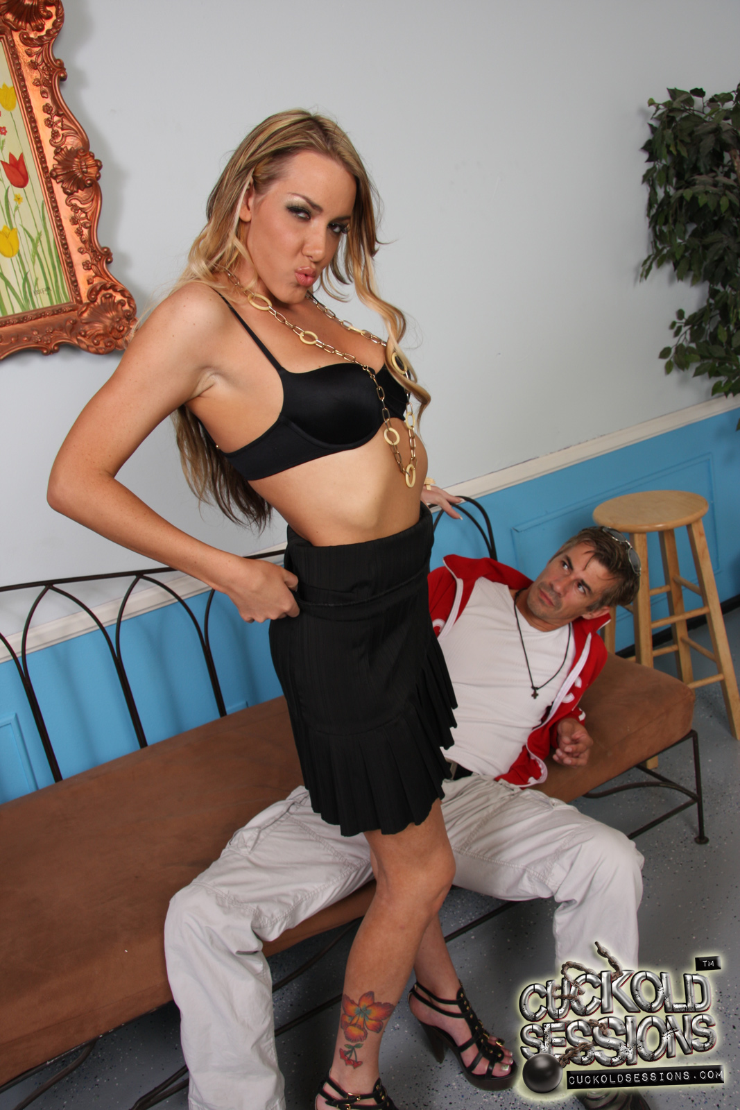 Cuckold Sessions / Audrey Elson