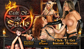 Visit Cult of deSade