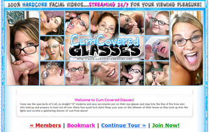 Visit Cum Covered Glasses