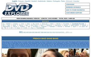 Visit Cum Shots DVD Explorer