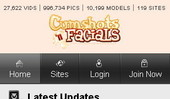 Visit Cumshots n Facials Mobile