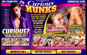 Visit Curious Hunks