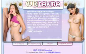 Visit Cute Karina