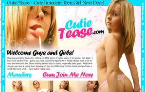 Visit Cutie Tease