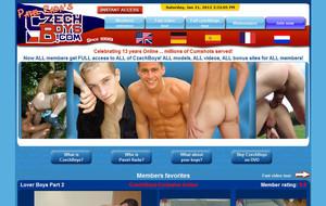 Visit Czech Boys