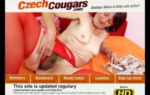 Visit Czech Cougars