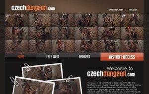Visit Czech Dungeon