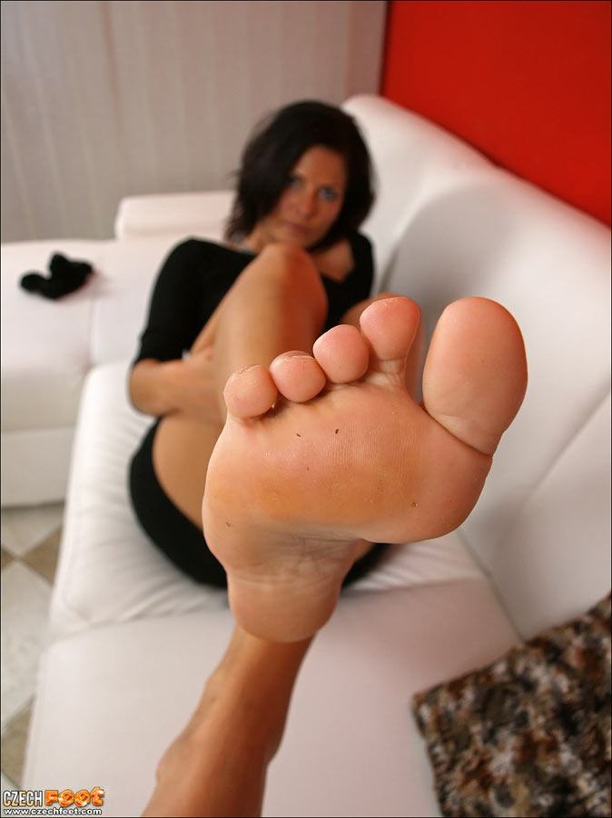 Czech Feet / Simonka