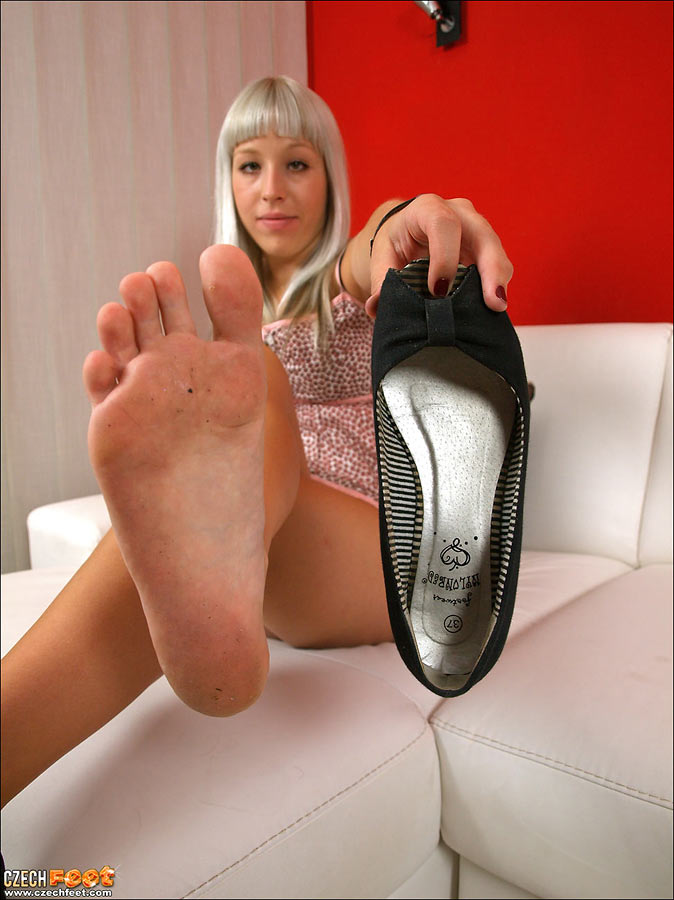 Czech Feet / Sandra