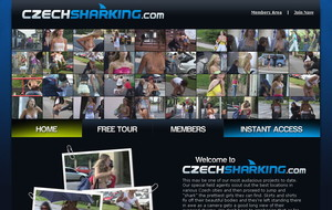 Visit Czech Sharking