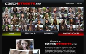 Visit Czech Streets