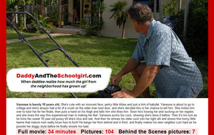 Visit Daddy And The Schoolgirl