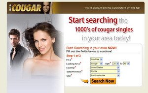 Visit Date A Cougar