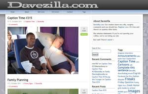 Visit Davezilla.com