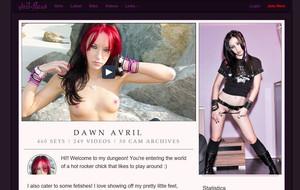 Visit Dawn Avril