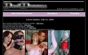 Visit Devil Dommes