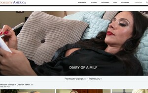 Visit Diary Of A MILF
