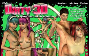 Visit Dirty 3D