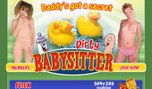 Visit Dirty Babysitter