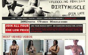 Visit Dirty Muscle