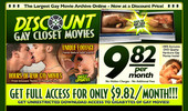 Visit Discount Gay Closet Movies